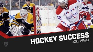 Hockey Athlete Success - Joel Ward of Washington Capitals