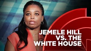 WH Calls For ESPN's Jemele Hill To Be Fired After She Calls Trump A White Supremacist