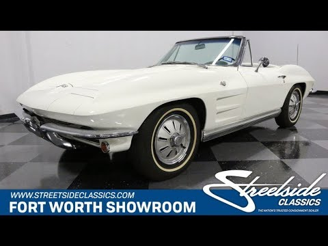 1964 Chevrolet Corvette For Sale [2950 DFW]