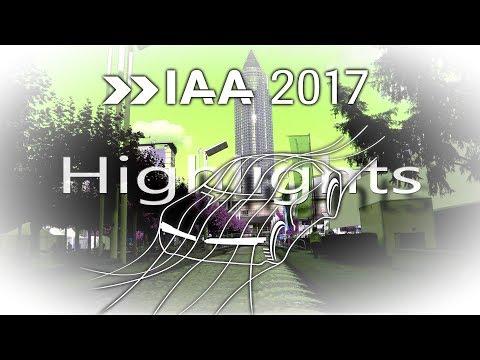 IAA 2017 - Highlights