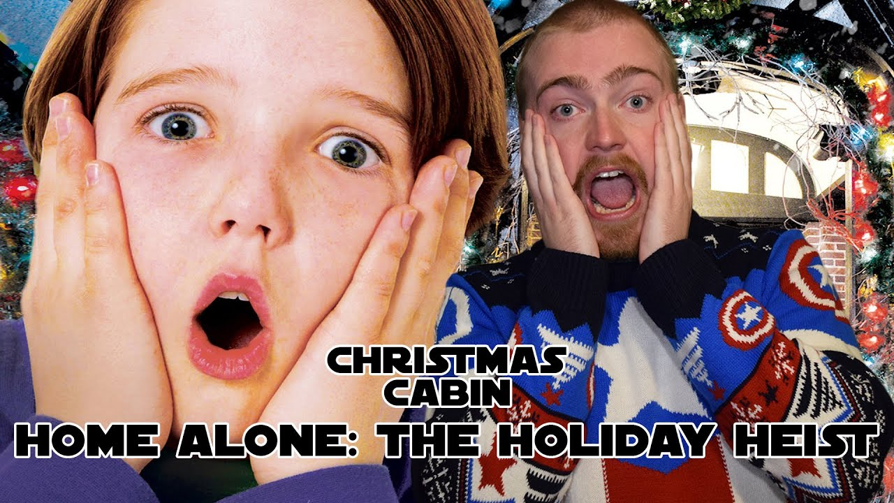 Download Christmas Cabin: Home Alone The Holiday Heist