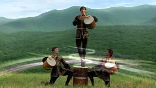 Видеоролик о Дагестане на английском.