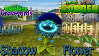 Plants vs. Zombies Garden Warfare - The Power of the Shadow Flower