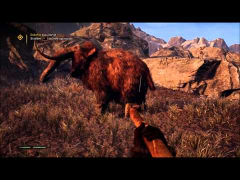 FAR CRY Primal - First look gameplay by kRALLE