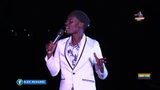 Alex Muhangi Comedy Store April2019 - Mbarara Episode One
