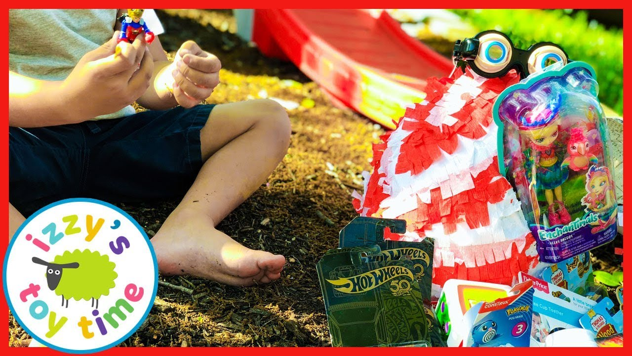 Fun Time Toys : Easter egg hunt surprise toys awesome outdoor fun with