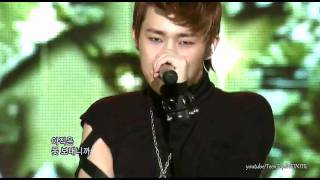 HD | 111002 | INFINITE - Paradise | Comeback Special | October 2, 2011