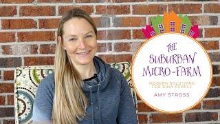 The Suburban Micro-Farm Book Trailer