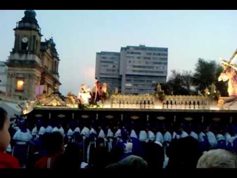 Procesión de Candelaria Jueves Santo 1 Abril 2010