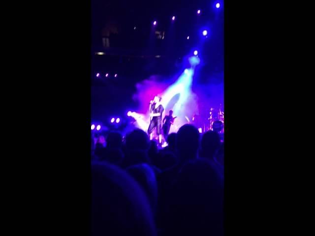 Nico Vega live at AA Center Dallas TX 2/21/14 pt.2