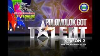 Polomolok Got Talent Teaser