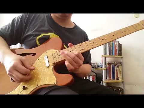 Bach's Prelude in A minor, BWV 543 (Guitar)