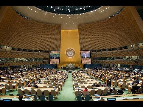 United Nations General Assembly debate (24 September, 2014)