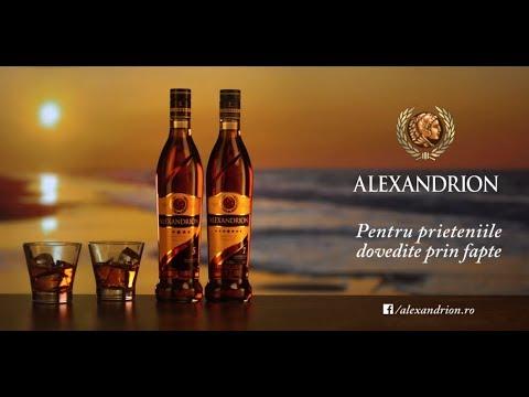 Alexandrion - Pentru prieteniile dovedite prin fapte