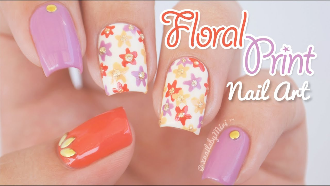Nail Art Ideas » Glamour Nail Art - Pictures of Nail Art Design Ideas