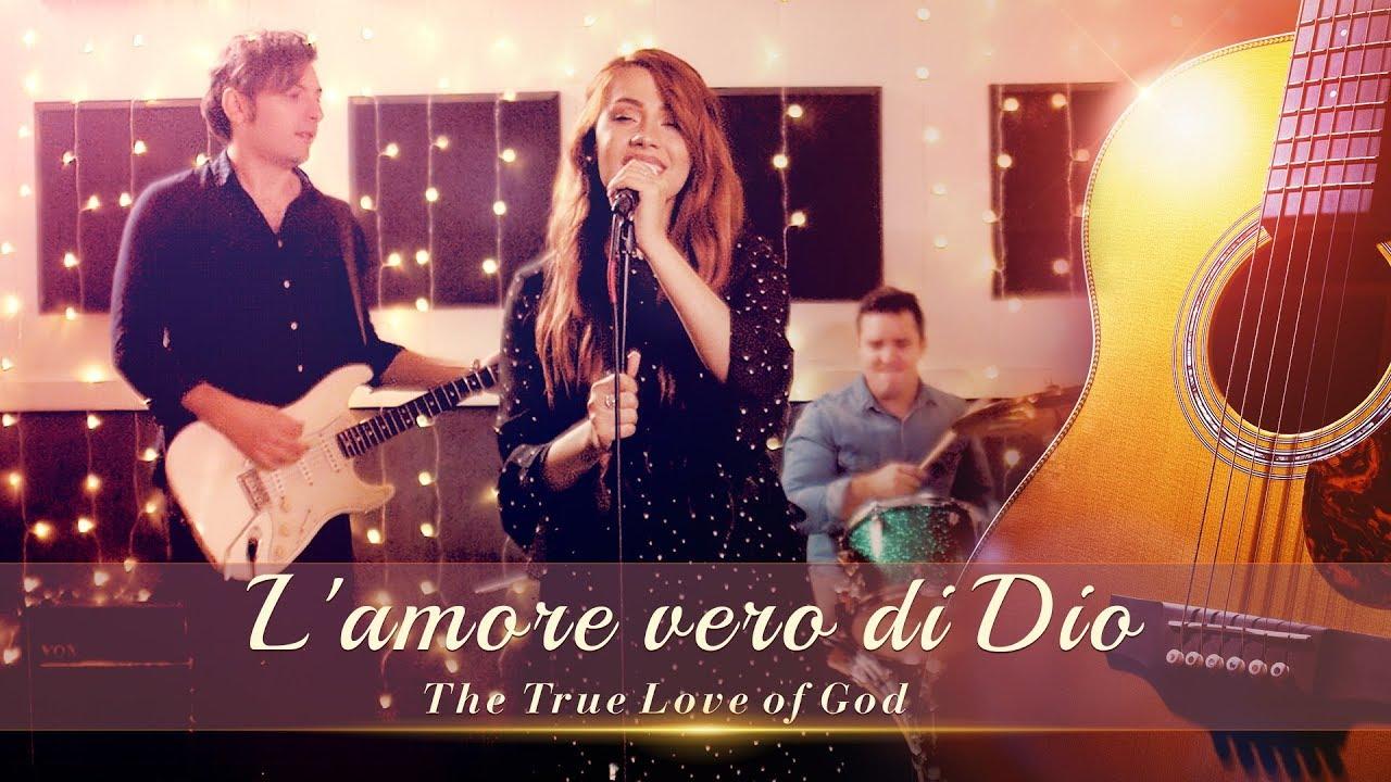 """Dio è grande   Dio benedice """"L'amore vero di Dio""""   Lode al Signore (Video musicale cristiano)"""