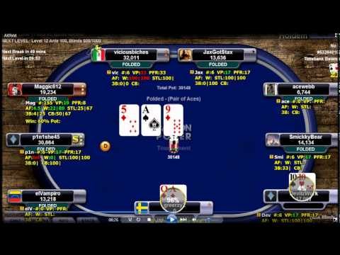 Merge Gaming Network Carbon Poker