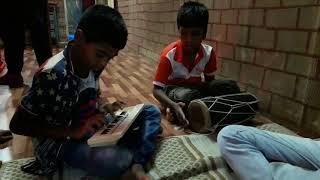 """Shayadri Darshan Chillar Party Playing """"shantabai N Ala Baburaoo"""""""
