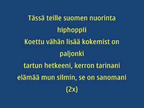 Puhuva Kone - Puhuva Kone (lyrics on screen)
