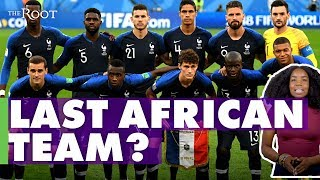 World Cup 2018: The Last African Team Standing