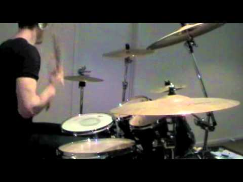 Jimmy Eat World Bleed American - Drum Cover