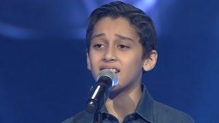 أحمد عماد – جانا الهوا - مرحلة الصوت وبس – MBCTheVoiceKids