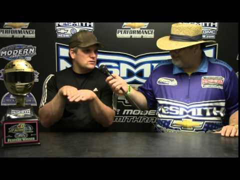 John Ownbey JT Kerr Memorial Champion 411 Motor Speedway 6 6 15