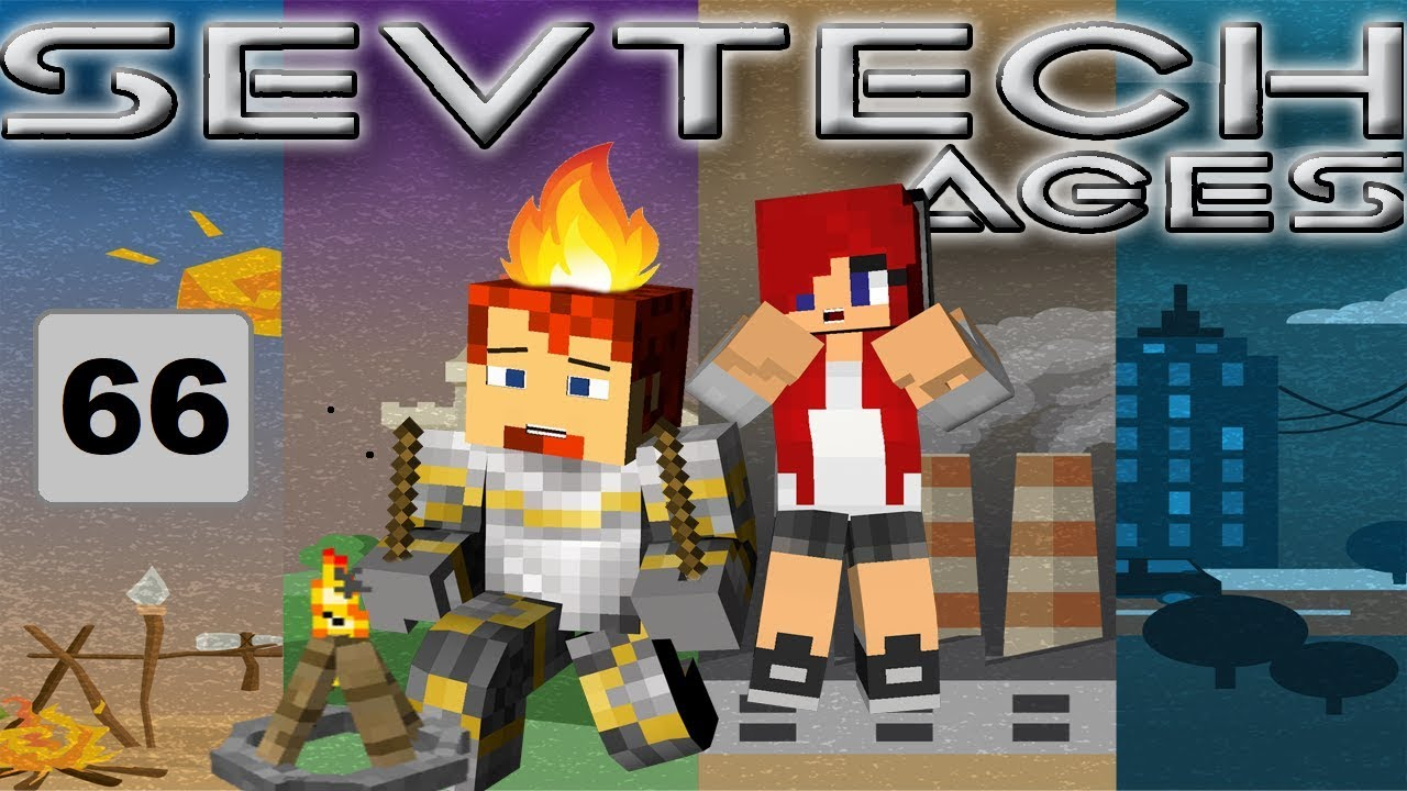 My Kingdom For Some Nether Amethyst! - SevTech Ages with Heather, Ep 66!