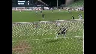 Gols - América MG 1 x 3 Ceará - (20ª Rodada) Campeonato Brasileiro Série B 2012