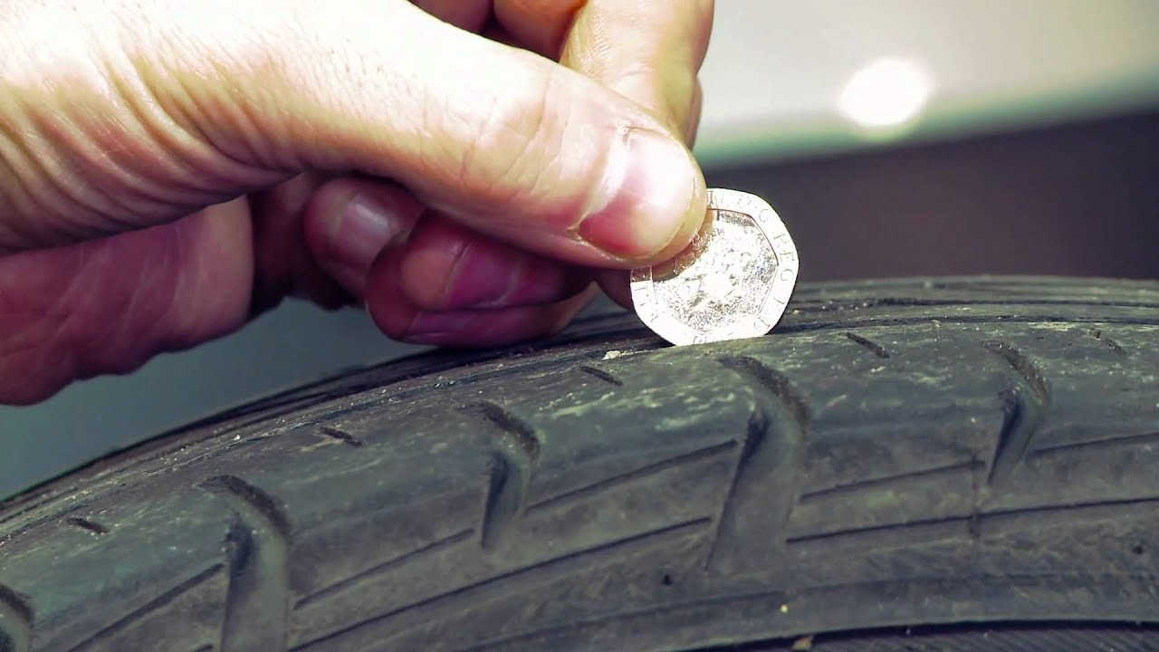 How to check your tread depth tyrespot autocentres