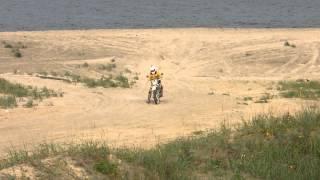 2015年8月、道祖神 「自分のバイクで走る!サハリン縦断ツーリング 10日...
