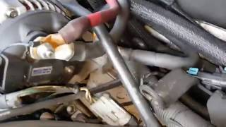 Buick Park Avenue Engine Noises !!