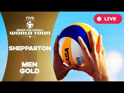 Shepparton 1-Star 2018 - Men gold - Beach Volleyball World Tour