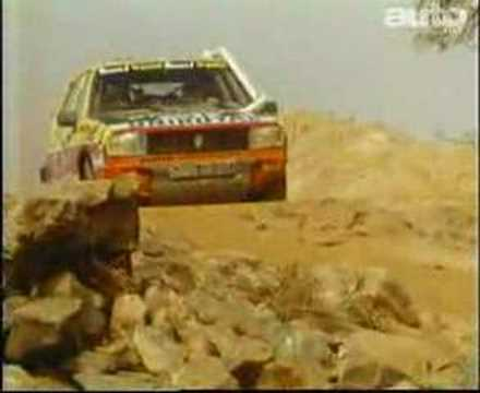 Paris-Dakar 82