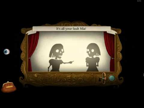 Fran Bow - Twin Sisters' Puppet Show