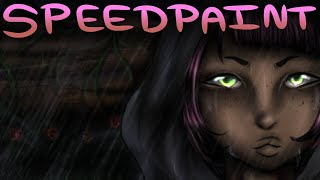 Speedpaint: Running Away
