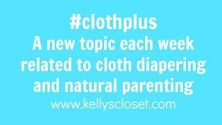 Potty Training with Cloth Diapers - Super Undies Training Pants - Kelly's Closet Chat