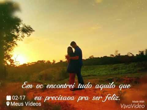 Declaração De Amor 1 Ano E 2 Meses De Namoro Com Jhonata Freire