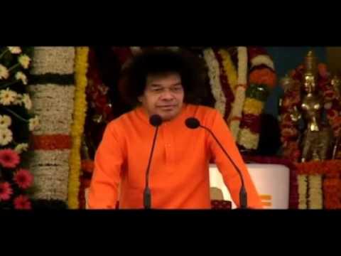 Sri Sathya Sai Baba speaks on the importance of Rudram chanting in Kali Yuga