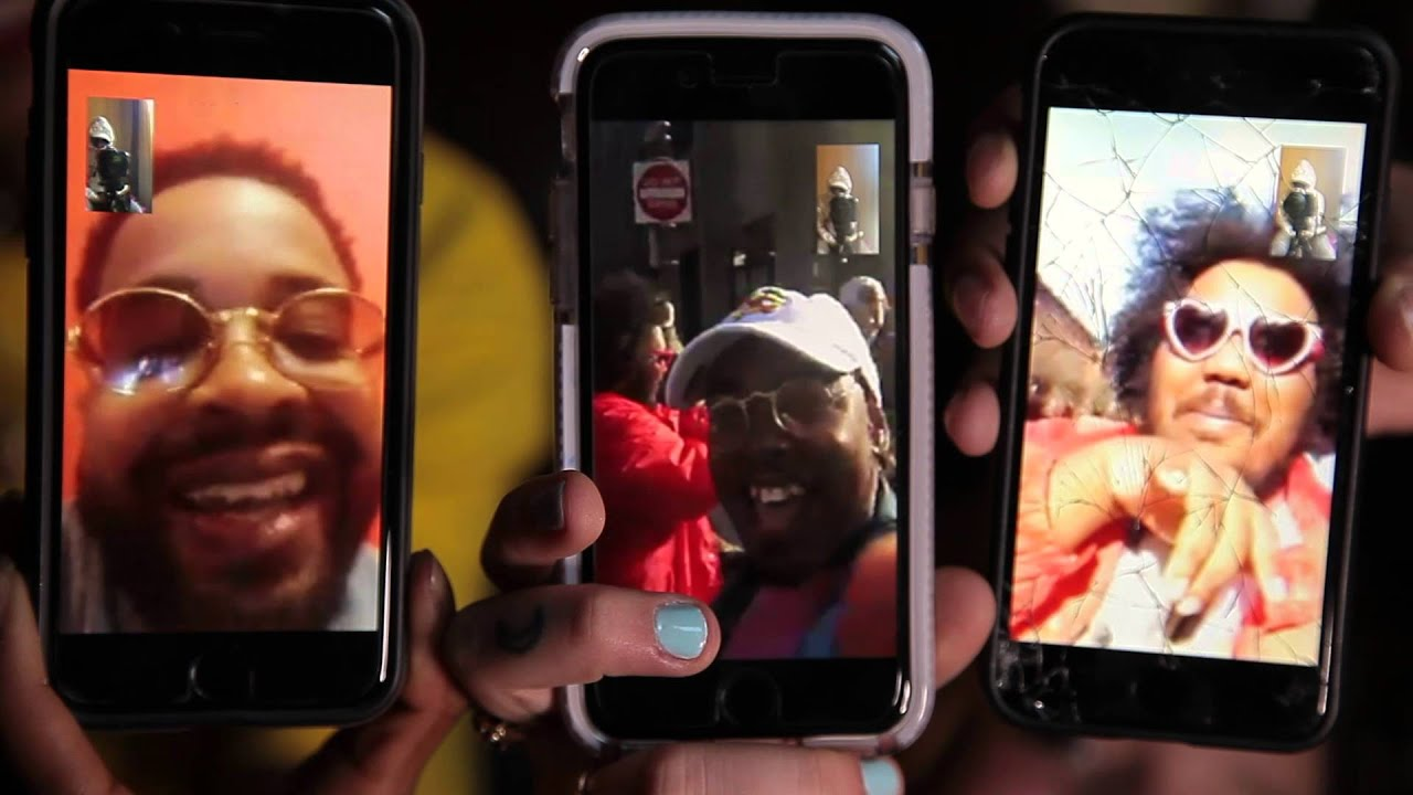 FaceTime with Michael Christmas, OG Swaggerdick, and Friends