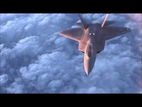 Cold War 2.0 - US Air Force mission of intercepting Russian bombers