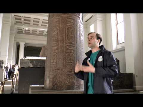 Ancient Egypt in the British Museum Tour
