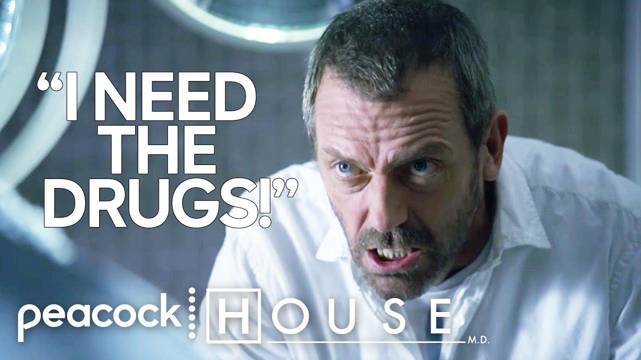 Download House Deals With A Drug Dealer | House M.D.