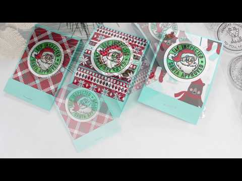 The Stamping Village Holiday Fest With Dare 2B Artzy