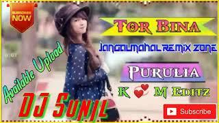 1st jUN-New Year 2019 MaTal Dance   Tor Bina Mon Mane Na  Purulia Jhumur DJ  Song  DJ Sunil