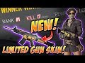 NEW FREE SCAR GUN SKIN is AWESOME (17-Kill Chicken Dinner) PUBG BATTLEGROUNDS Solo FPP Gameplay