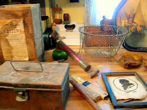 Deanna Moyers of Vintage Touch #8 Antique Haul