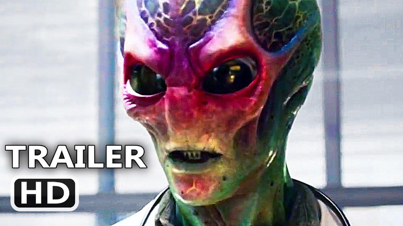 Situs download film gratis di android - RESIDENT ALIEN Official Trailer (2020)
