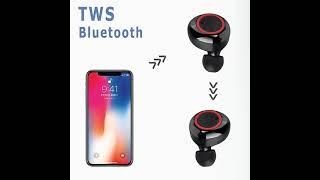 TWS 블루투스 이어폰…