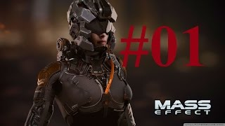 Mass Effect 01  Высадка на Иден Прайм